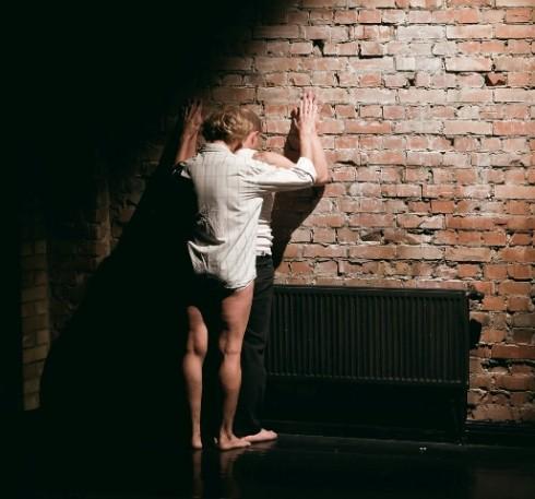 """""""Zawirowania"""" šokio teatras. """"Artumas"""" (chor. """"Zawirowania""""). Donatos Kukytės nuotr."""