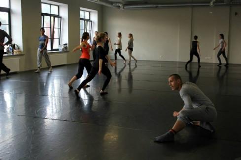 Samiro Calixto perfekcionistinė šokio technika. Gabrielės Banytės nuotrauka