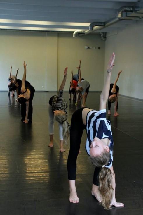 """""""Vasaros šokio mokykla"""": įvairus amžius, skirtinga patirtis. Gabrielės Banytės nuotrauka"""