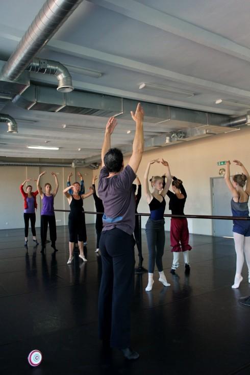 Bruce'as Michelsonas Vasaros šokio mokykloje lankysis antrą kartą | Gabrielės Banytės nuotrauka