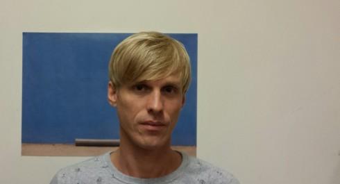 Martynas Rimeikis. Nuotrauka iš asmeninio M. Rimeikio archyvo.