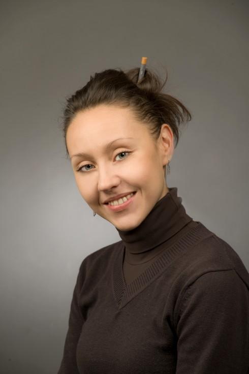 Anastasija Čumakova. Martyno Aleksos nuotrauka, LNOBT archyvas.