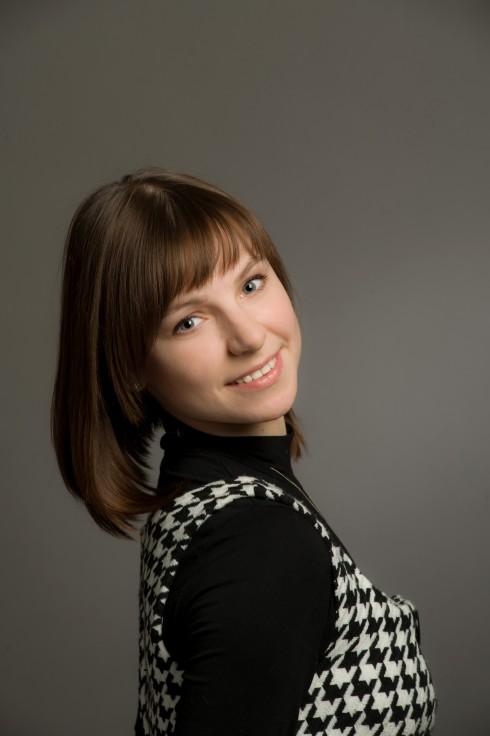 Kristina Gudžiūnaitė . Martyno Aleksos nuotrauka, LNOBT archyvas.